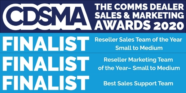 Comms Dealer Sales & Marketing Awards Categories