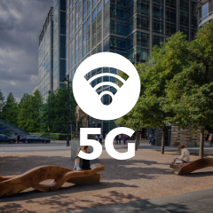 5G testing has begun!