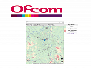 Mobile phone coverage checker launched by Ofcom