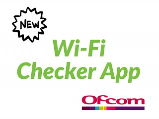 New wi-fi checker app launched by Ofcom