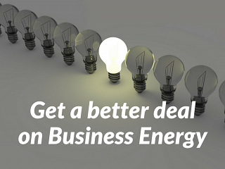 Business Energy: How to get a Better Deal