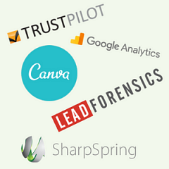 The top 5 marketing tools we can't live without...