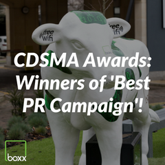 CDSMA Awards - 'Best PR Campaign'