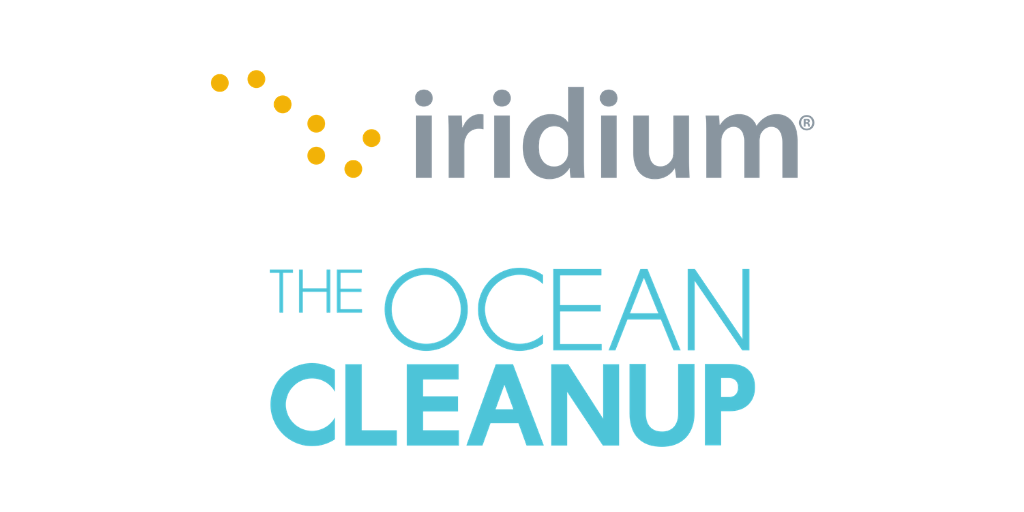 Iridium and The Ocean Cleanup