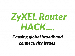Router Hack causing Global Broadband Problems