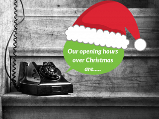 Christmas doesn't have to be stressful for businesses!
